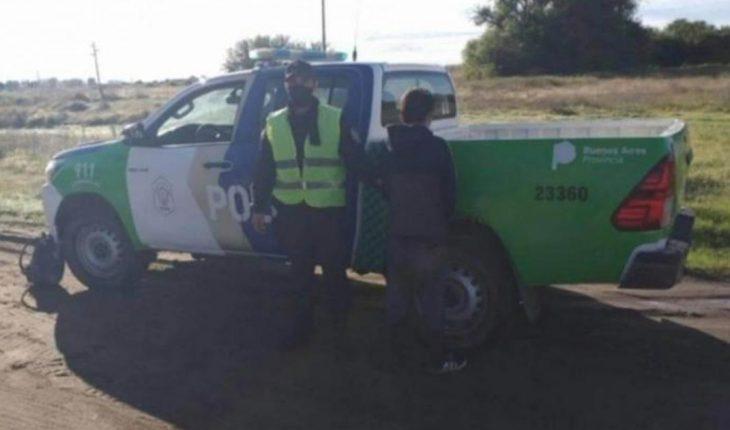 Facundo Astudillo case: raid a police post at Lieutenant Origone