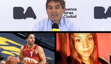 Femicide in the center of Villa La Angostura, increased electric power rate, Campazzo attendance in Top 5 NBA, Tiger Woods boarding school and more...