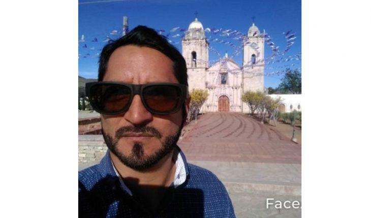 For threats, journalist Edgar Leyva hides outside Oaxaca