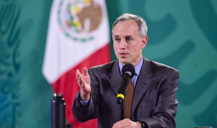 Hugo López-Gatell confirms he tested COVID-19 positive