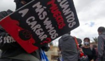 In Colombia there were 76 massacres with 292 killed in 2020, according to the UN