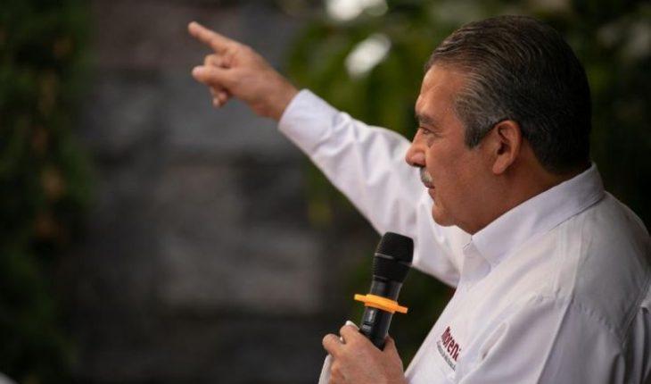 In unity, we will consolidate Michoacán transformation: Raúl Morón