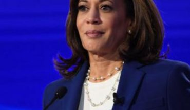 Kamala Harris convinces black communities to be empused