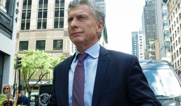 """Macri and the vaccination system at CABA: """"it's transparent, fair and equitable"""""""