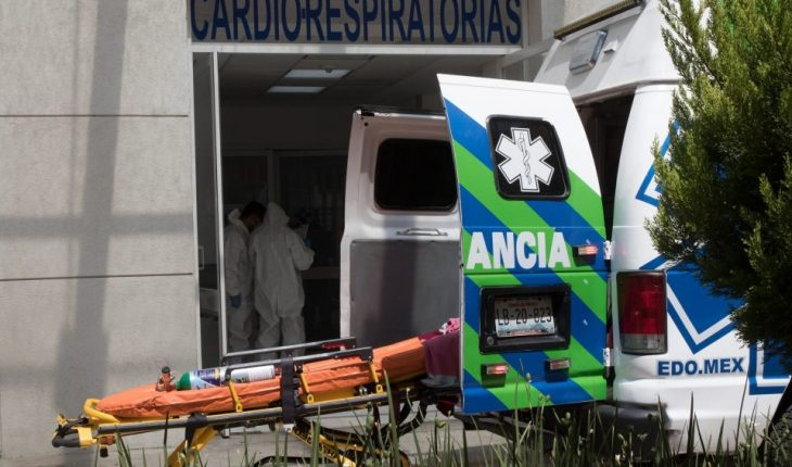 Mexico exceeds 185,000 COVID deaths; there are 53,000 active cases