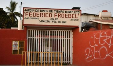 Pandemic steals schools in Sinaloa state