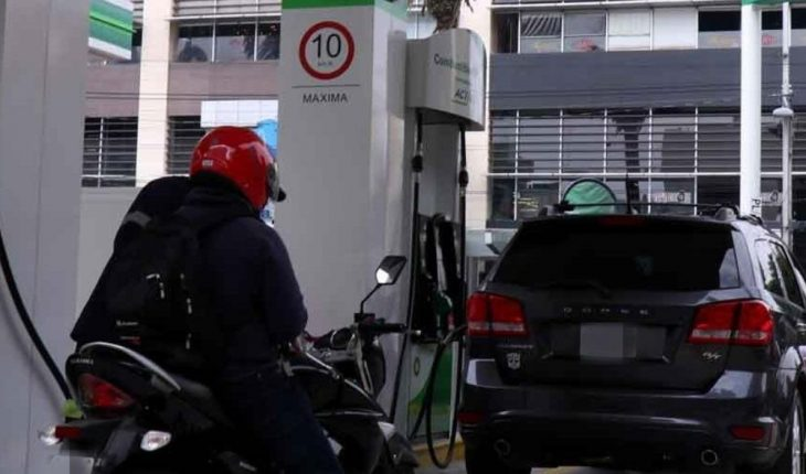 Price of gasoline and diesel in Mexico today February 25, 2021