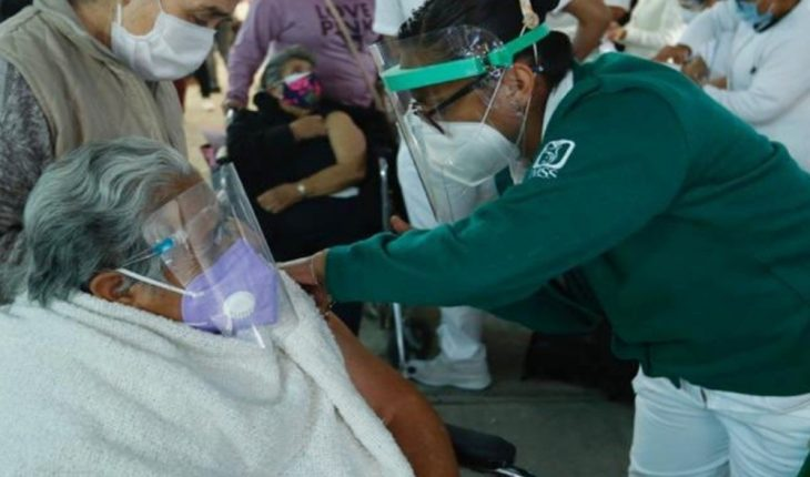 Second day vaccination begins in Iztacalco, Xochimilco and Tláhuac