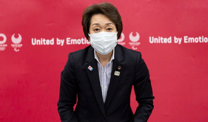 Seiko Hashimoto is appointed chairwoman of the JJ Organizing Committee. Oo.