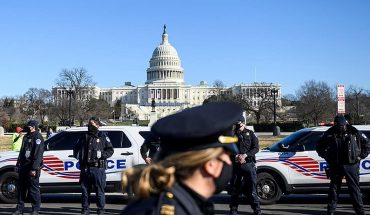 They identify suspect in policeman's death in attack on Capitol