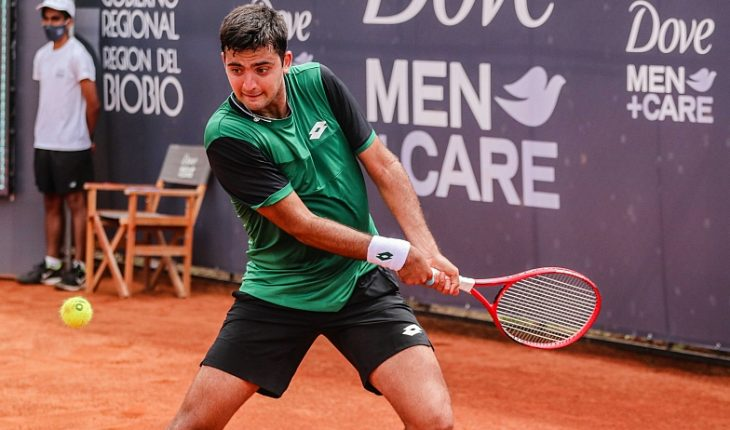 Tomás Barrios managed to get into the main score of the ATP 250 tournament in Cordoba