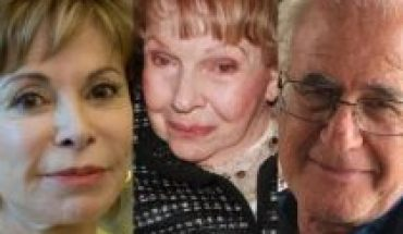 """Venezuela was a country that housed us with great solidarity"": Isabel Allende and other prominent figures marked by that country"
