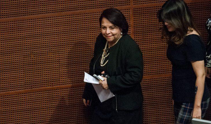 precandidata from Morena to Querétaro and magistrate