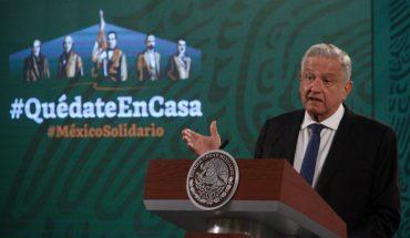 AMLO descarta visitar zonas incendiadas de Coahuila y NL