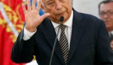 Alcalde de Cerrillos renuncia al PS en medio de acusaciones por abuso sexual