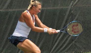 Alexa Guarachi avanzó a semifinales del dobles en WTA 1.000 de Dubai