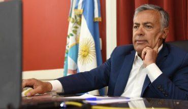 """Alfredo Cornejo: """"Alberto no es el moderado que nos vendió Cristina"""""""