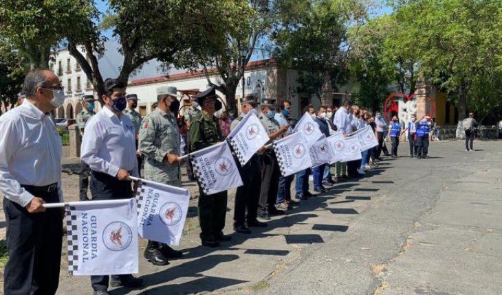 Arrancan Policía Morelia y Coordinación Municipal de Protección Civil operativo por Semana Santa