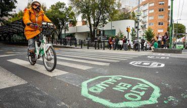 CDMX anuncia que la ciclovía sobre Insurgentes será permanente