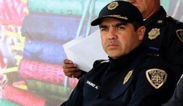 CNDH remueve al Jefe Neptuno, exlíder de granaderos con Mancera