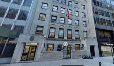 Cierran consulado en NY para sanitizar, según SRE; es huelga, dicen empleados