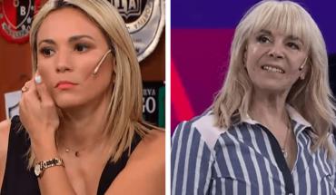 Claudia Villafañe llamó a un programa y se enfrentó a Rocío Oliva y Mauricio D`Alessandro