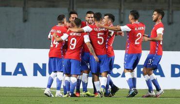 Con Bravo de Capitán, la Roja se impuso 2-1 ante Bolivia
