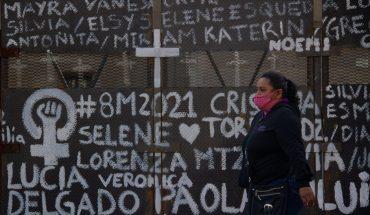 Convocan a manifestación virtual durante la mañanera del 8 de Marzo