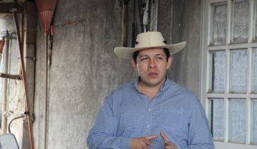 Correcta, iniciativa petrolera de AMLO: Misael García