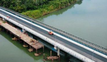 Costa Rica y Panamá inauguran puente financiado por México
