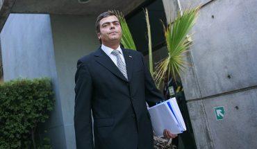 Delegado presidencial renunció al Gobierno tras polémicos dichos sobre las FF.AA.