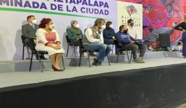 Descentralizarán y democratizarán la cultura en Iztapalapa
