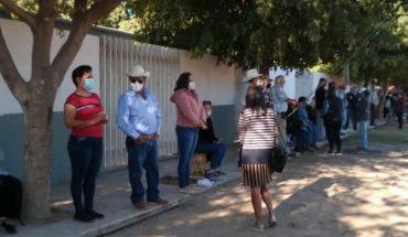 Desesperados en Ahome; no llega la vacuna contra Covid-19