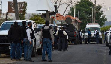 Detienen a 25 relacionados con emboscada a policías en Edomex