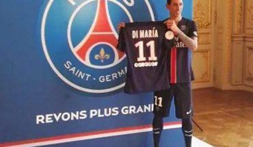 Di María fue sustituido en duelo de PSG ante Nantes por robo con secuestro en su domicilio