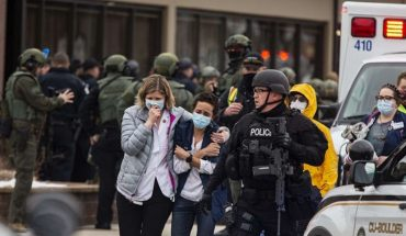 Diez muertos en un tiroteo en un supermercado en Colorado