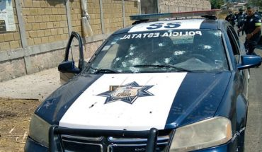 Emboscada contra policías del Edomex deja al menos 13 muertos