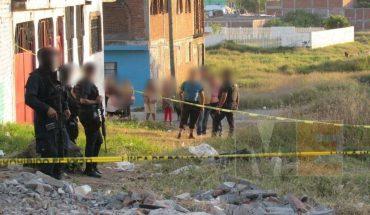 Encuentran cadáver putrefacto en San Juanito Itzícuaro