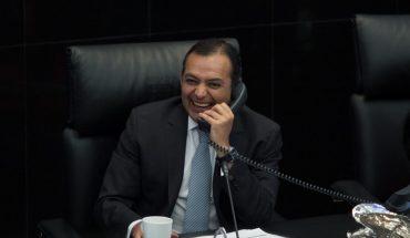 Ernesto Cordero va por una diputación por el partido de Elba Esther