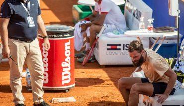 "Escandaloso final de Benoit Paire en el Argentina Open: escupió el piso, discutió y ""regaló"" el partido"