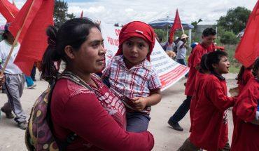 Exigen a autoridades investigar feminicidios de mujeres de la Mixteca