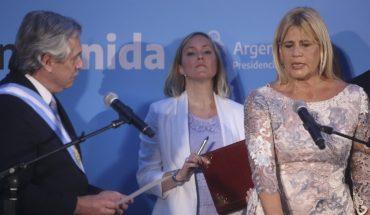 """Fernández confirmó el alejamiento de Losardo: """"Le estamos buscando reemplazante"""""""