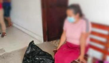 Fiscalía de Veracruz entrega restos de desaparecido en bolsas de plástico