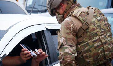 Fiscalizaciones dejan más de mil detenidos en las últimas 24 horas