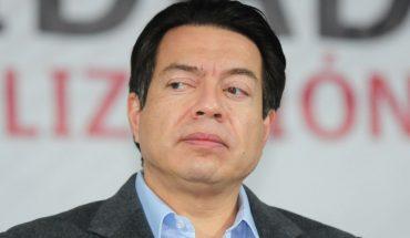Fui engañado, responde Mario Delgado sobre participación en NXVIM