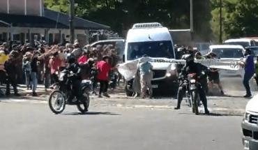 Funcionarios y ministros repudiaron el ataque hacia el Presidente en Chubut