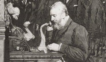 Hoy se cumplen 145 años del primer llamado telefónico