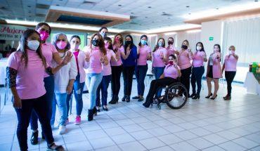 """Impulsa Ignacio Campos """"Mujeres en Defensa de la 4T"""""""
