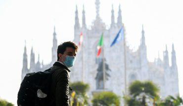 Italia ordenó un nuevo confinamiento para prevenir la tercera ola de COVID
