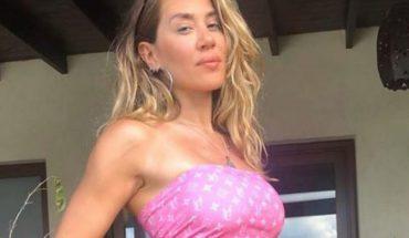Jimena Barón está lista para volver a la televisión de la mano de Marcelo Tinelli